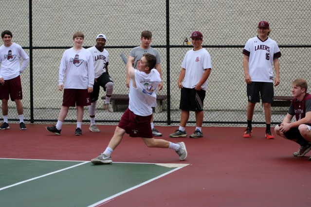 This week in pictures Maroon and White day