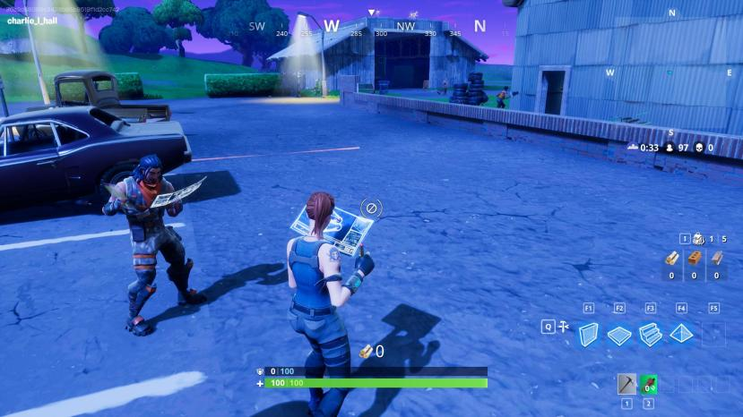 Fortnite Battle Royale Takes World By Storm The Boys Latin