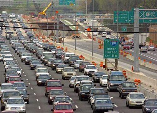 baltimore traffic